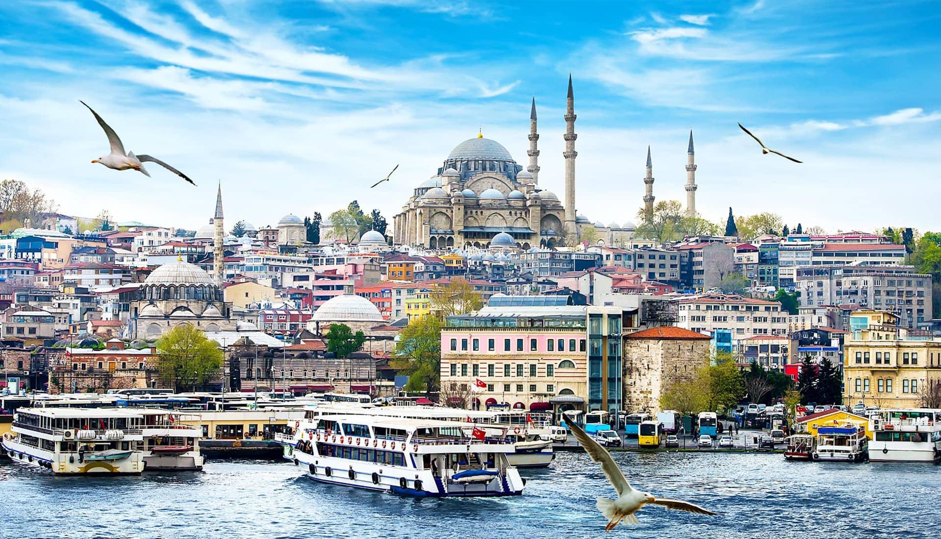 Istanbul web slider
